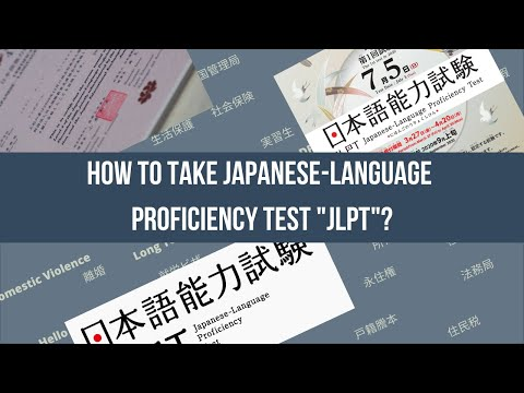 How to take Japanese Language Proficiency Test (JLPT)?