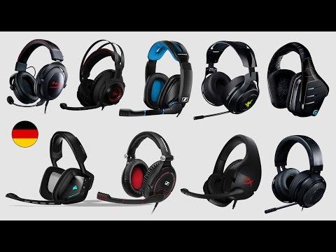 Gaming Headset Zusammenfassung 2016   Welches Headset ist das richtige für dich?
