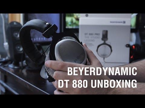 Beyerdynamic DT 880 250 Ω Unboxing - Review Coming Soon