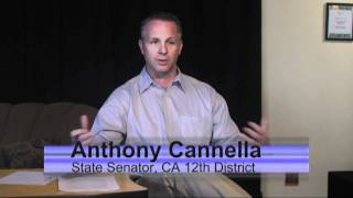 Anthony Cannella Town Hall Meeting in San Benito County