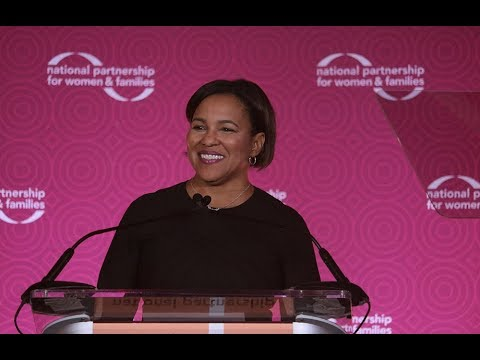 Corporate Leader Rosalind Brewer, 2018 National Partnership Gala ...