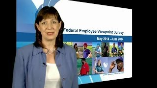 Federal Employee Viewpoint Survey (FEVS) w/Gayle Norman-Barry