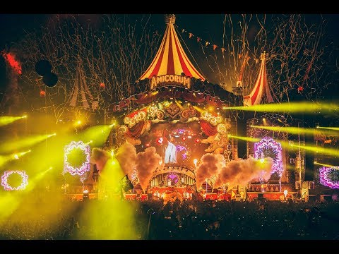 AFROJACK - LIVE @ TOMORROWLAND 2017