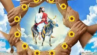 Hosana ao Rei Jesus !