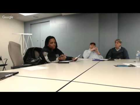 CB7 Transportation Committee March 2016