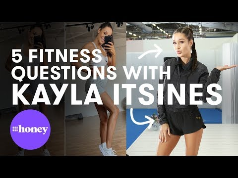 Kayla Itsines: Diet and fitness philosophy | 9Honey