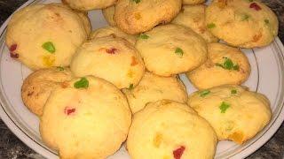 Творожное печенье с цукатами простой рецепт. Творожное печенье рецепт. Творожное печенье без яиц .