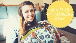 What's in my Changing Bag?!