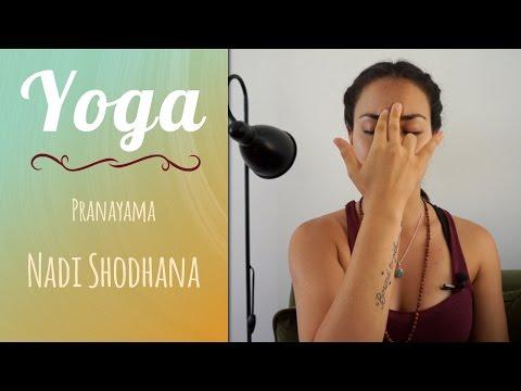 Pranayama Nadi Shodhana