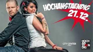 21.12.2012 HOCHANSTAENDIG @ CITY CENTER LOEBAU