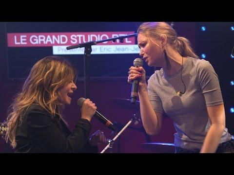 Download Julie Zenatti et Nawel Ben Kraeïm - Beautiful Tango (LIVE) Le Grand Studio RTL