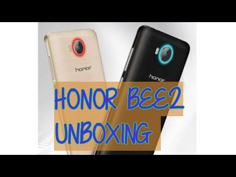 HONOR BEE2:: UNBOXING AND QUICK HAMDS-ON