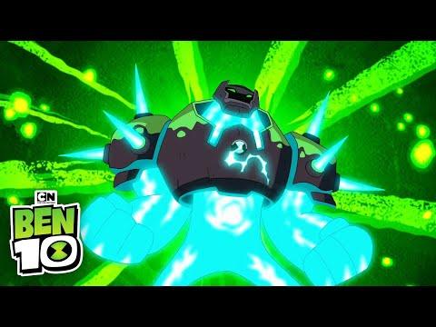 Ben 10 | Ben's Half Birthday Squabble | Cartoon Network