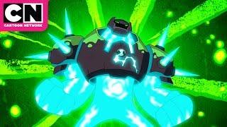 Ben 10 | Ben's Half Birthday Squabble | Cartoon Network