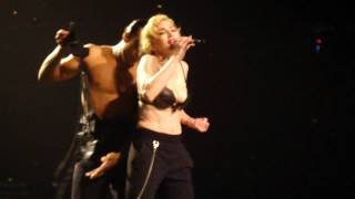 "Madonna ""Love Spent LIVE!"" MDNA TOUR, DC, Verizon Center 9/24/12 (AMAZING)"