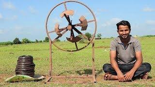 Zingaat Jugaad Technology in India🔥🔥देसी जुगाड़ मशीने Drip Winder Drip Irrigation System in India