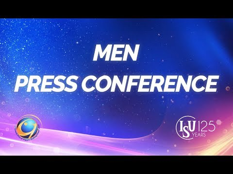 Senior Men Short Program Press Conference- ISU GPF 2017