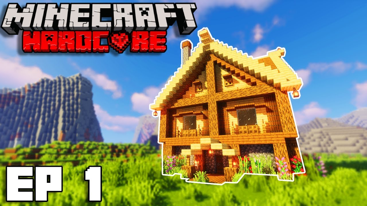 Download Its a Start... I Guess...   Minecraft Hardcore 1.17 Episode 1