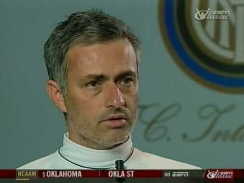 jose mourinho interview
