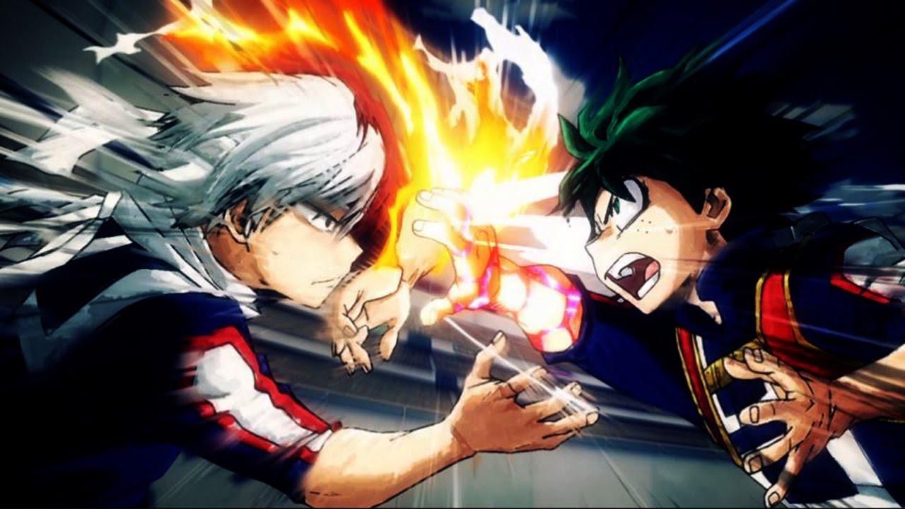 Boku No Hero Academia Season 2 Stream