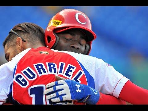 El equipo Cuba se despide del torneo mundial de baseball Premier 12