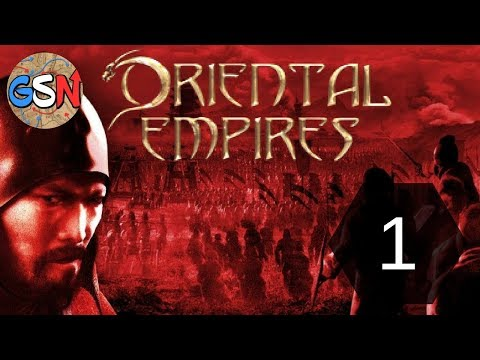 Oriental Empires [Early Access] Ep. 1 - The Shu