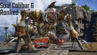 Online Ranked, First Try | Soul Calibur VI w/ Voldo