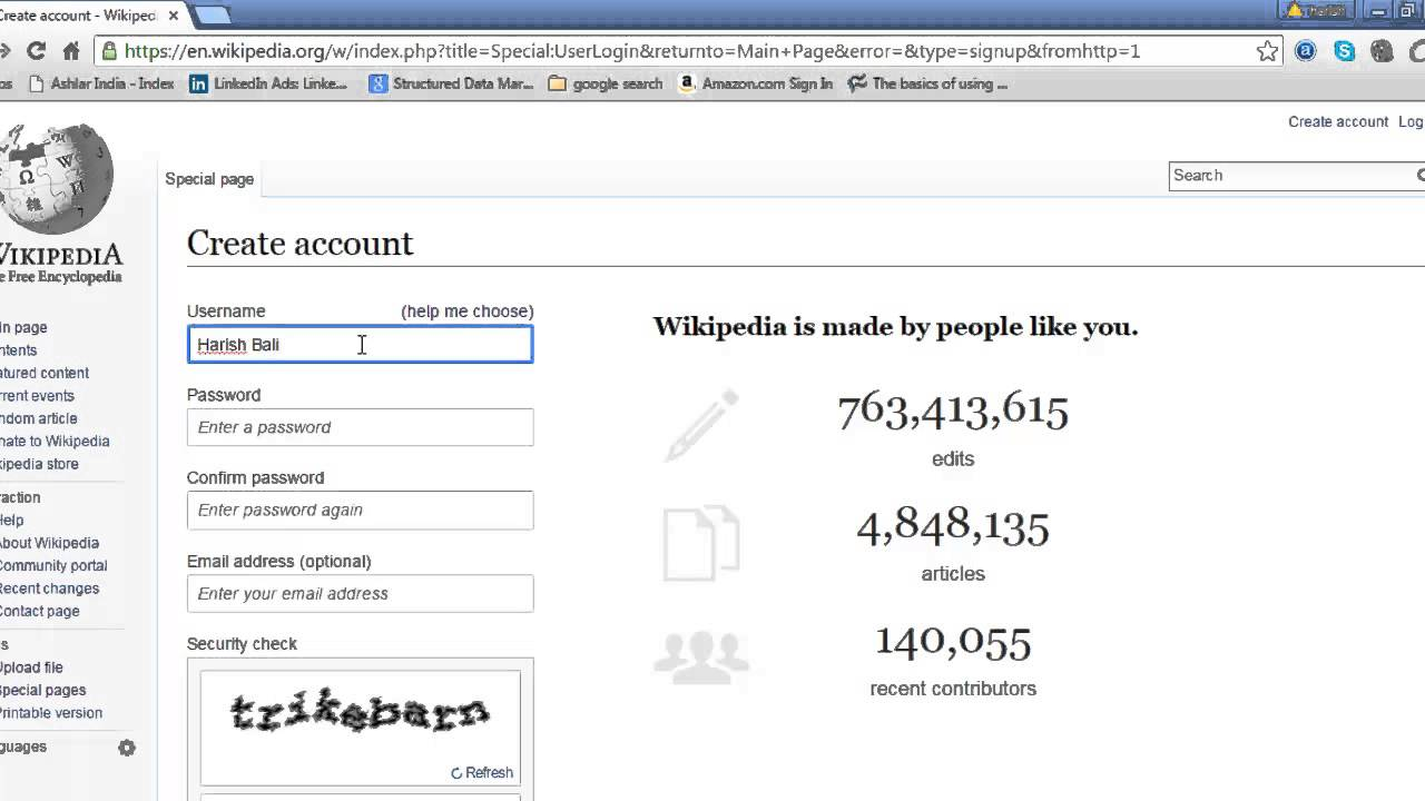 how to create an account on wikipedia youtube rh youtube com Wikipedia Logo Old English Wikipedia