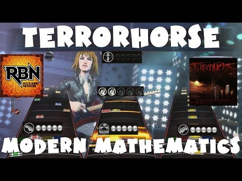 Terrorhorse - Modern Mathematics - Rock Band Network 1.0 Expert Full Band (February 8th, 2011)