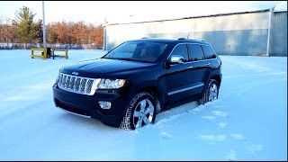 In-Depth 2011 Jeep Grand Cherokee Overland Summit Review