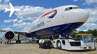 British Airways Open Day 2015- Aircraft Tours, Hangar and Ground Tours