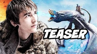 Game Of Thrones Season 8 Teaser - Night King and White Walkers True Goals Explained