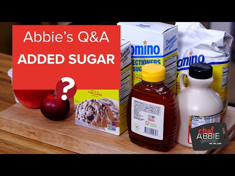 Added Sugars vs Natural Sugars: What is the Difference? (Q&A)