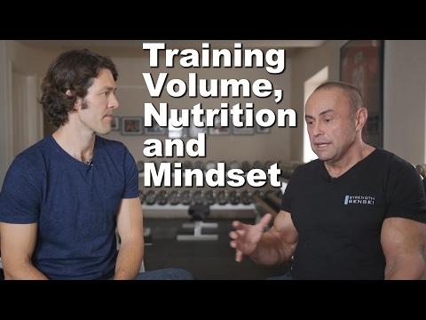Charles Poliquin- Training Volume, Nutrition & Fat Loss