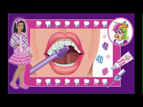 the real tooth fairies brush teeth with emma youtube. Black Bedroom Furniture Sets. Home Design Ideas