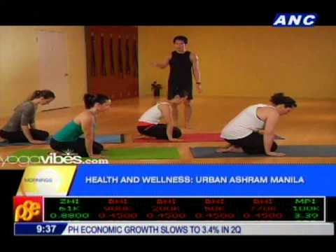 Health & Wellness: Urban Ashram Manila