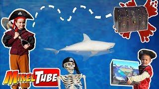 vuclip Los Piratas Dominadores de Los Mares buscan el tesoro Slime