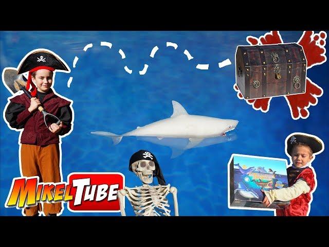 Los Piratas Dominadores de Los Mares buscan el tesoro Slime
