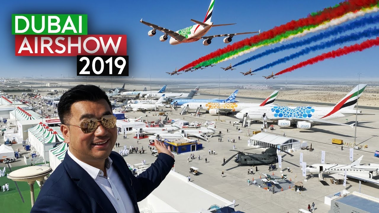 The BEST of Dubai Air Show 2019