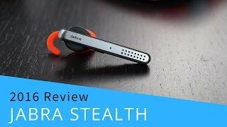 Video Jabra Stealth Bluetooth Headset Review download MP3, 3GP, MP4, WEBM, AVI, FLV Juli 2018
