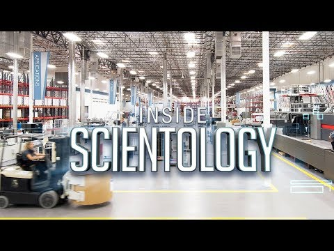 Inside Scientology Documentary: Global Dissemination & Distribution Warehouse Center
