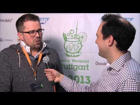 Interview mit Mattias Götz (LBBW Venture) - Startup Weekend Stuttgart 2013