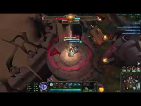 Aç Nunu|League Of Legends|Yükseliş|#Bölüm 2