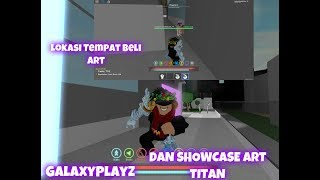 Wo kaufen Art and Art Titan Showcase (Roblox Aenigma Indonesia)