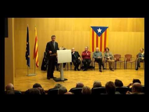 Agustí Bordas i Cuscó. Arguments per al Sí&Sí. (Minut 10:50 inici conferència).