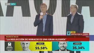 Ganó Alberto: Discurso completo de Macri asumiendo su derrota - Elecciones 2019 en Argentina