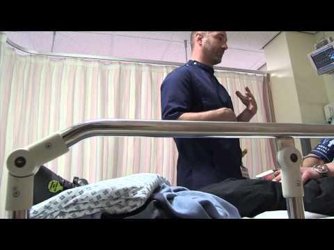Jim McManus, Lead Nurse  A&E