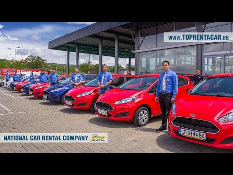 Top Rent A Car Bulgaria - National car rental company