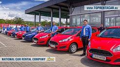 Top Rent A Car Bulgaria - National car rental company