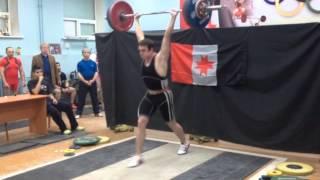 Выступления Игоря Шаклеина КМС (до 94 кг)